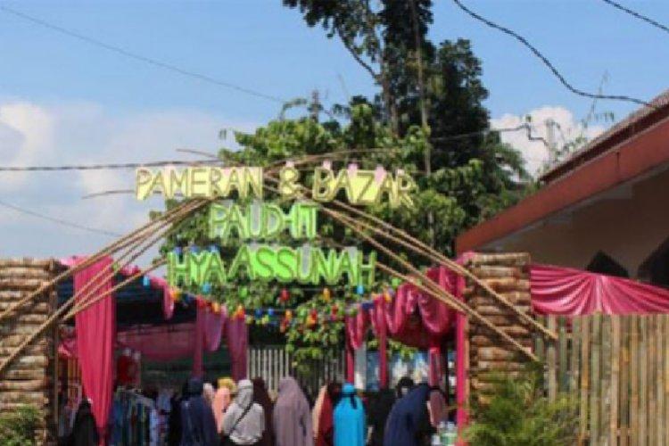 Pameran dan Bazar PAUD IT Ihya As Sunnah Tasikmalaya