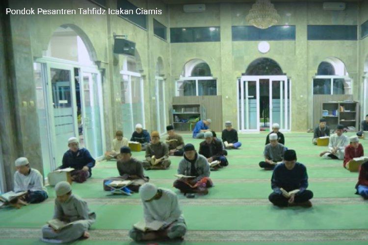 Penempatan Santri Baru Tahfizhul Qur'an ICAKAN